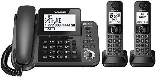 Panasonic Telephone System Certified Refurbished Cordless Telephone Cordless Phone Phone