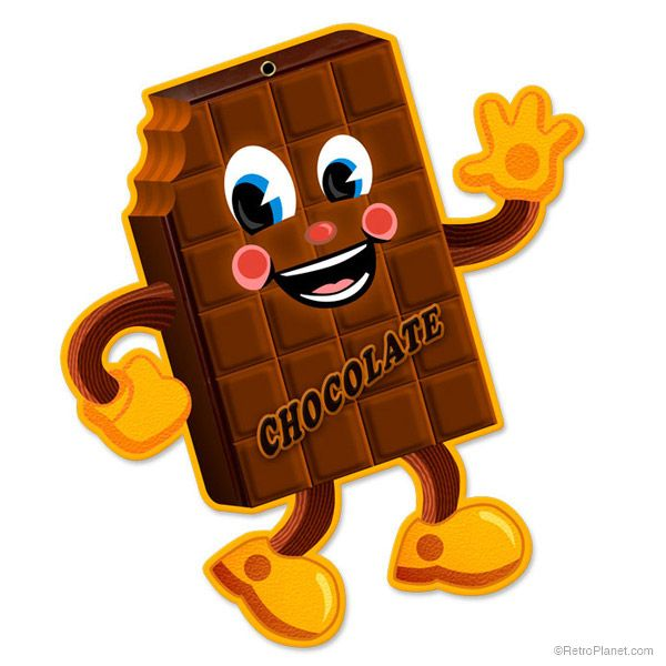Dancing Chocolate Candy Bar Large Steel Sign Drive In Movie Theater Candy Signs Retroplanet Com Caras Imprimir Sobres Fotos