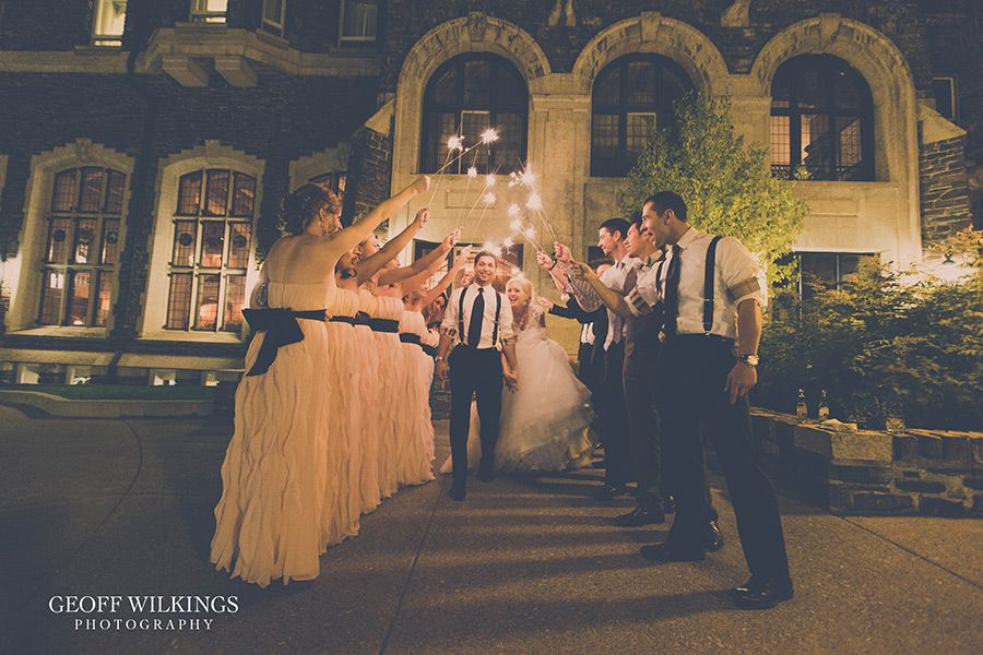 Banff Springs Hotel Wedding Photographer Geoff Wilkings Photography