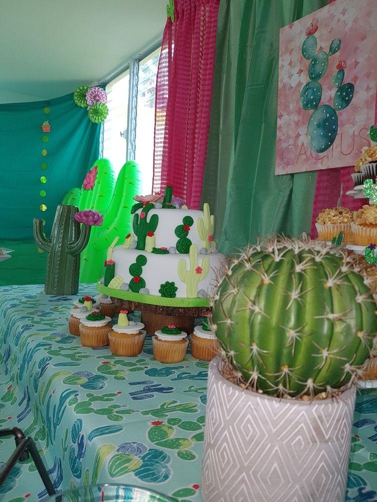 Cactus Party Cactus party, Cactus, Party