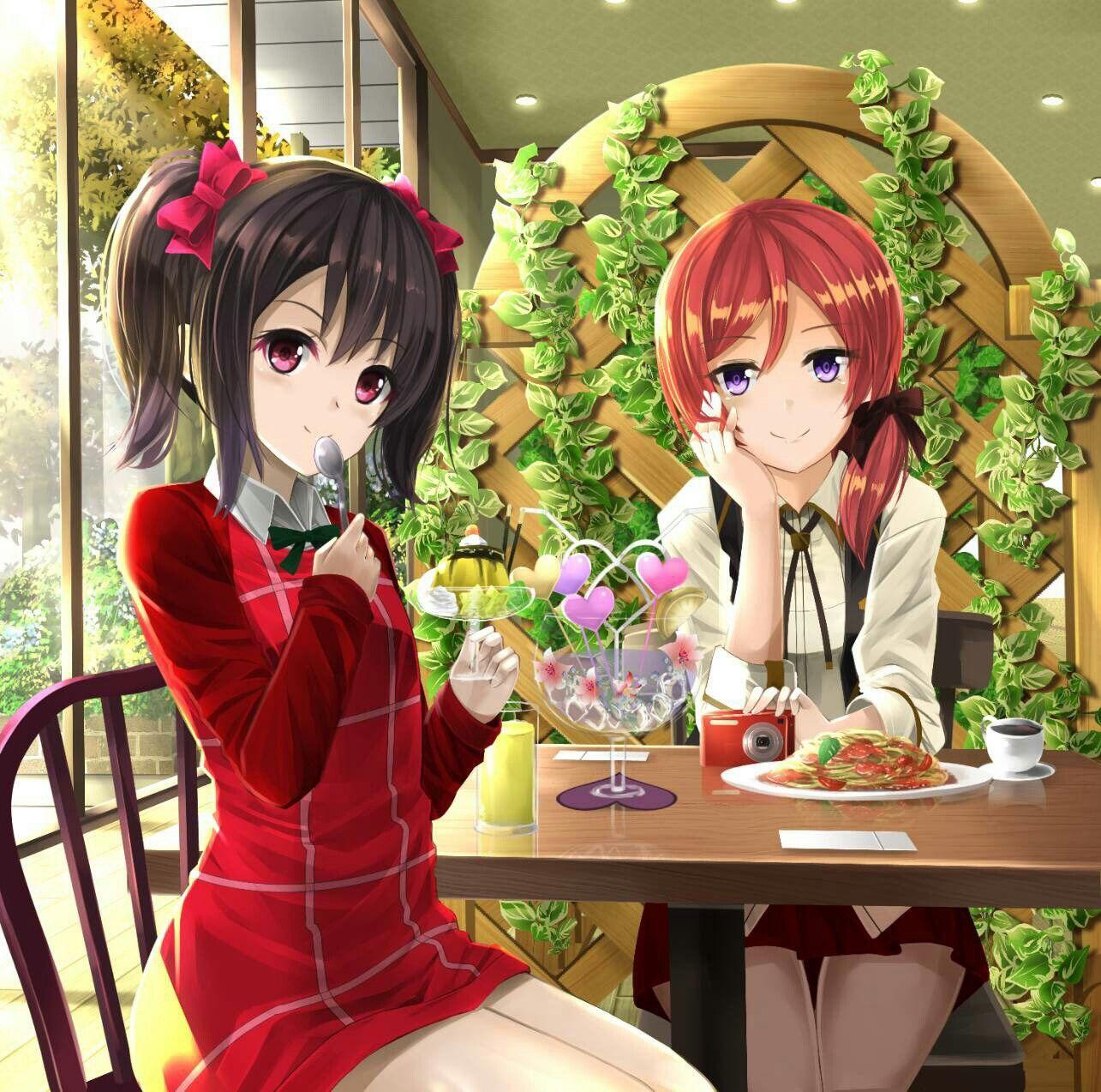 Lovelive lovelive school idol project 39 s pinterest manga anime and dessin - Dessin anime shuriken school ...
