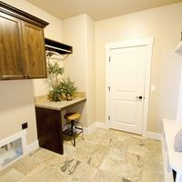 Kevin Howell Construction 2013 Parade Home Laundry Mudroom Home Tall Cabinet Storage Home Decor