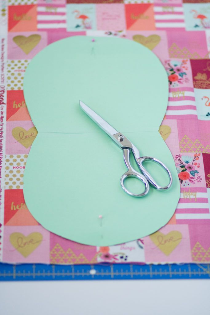 Baby Burp Cloth Pattern   Burp cloth patterns, Free pattern and ...