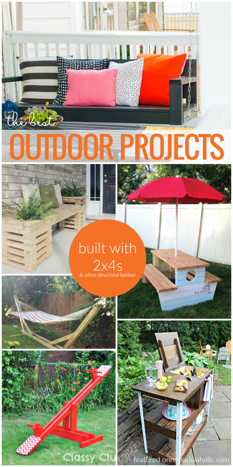 Outdoor 2x4 Projects For Your Garden