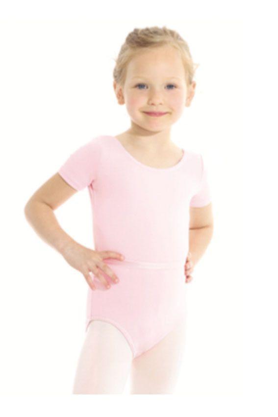 Ballett Trikot Rosa mit R.A.D. Gürtel | Ballettkleider für Kinder ...