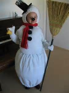 Frosty The Snowman Costume Ideas