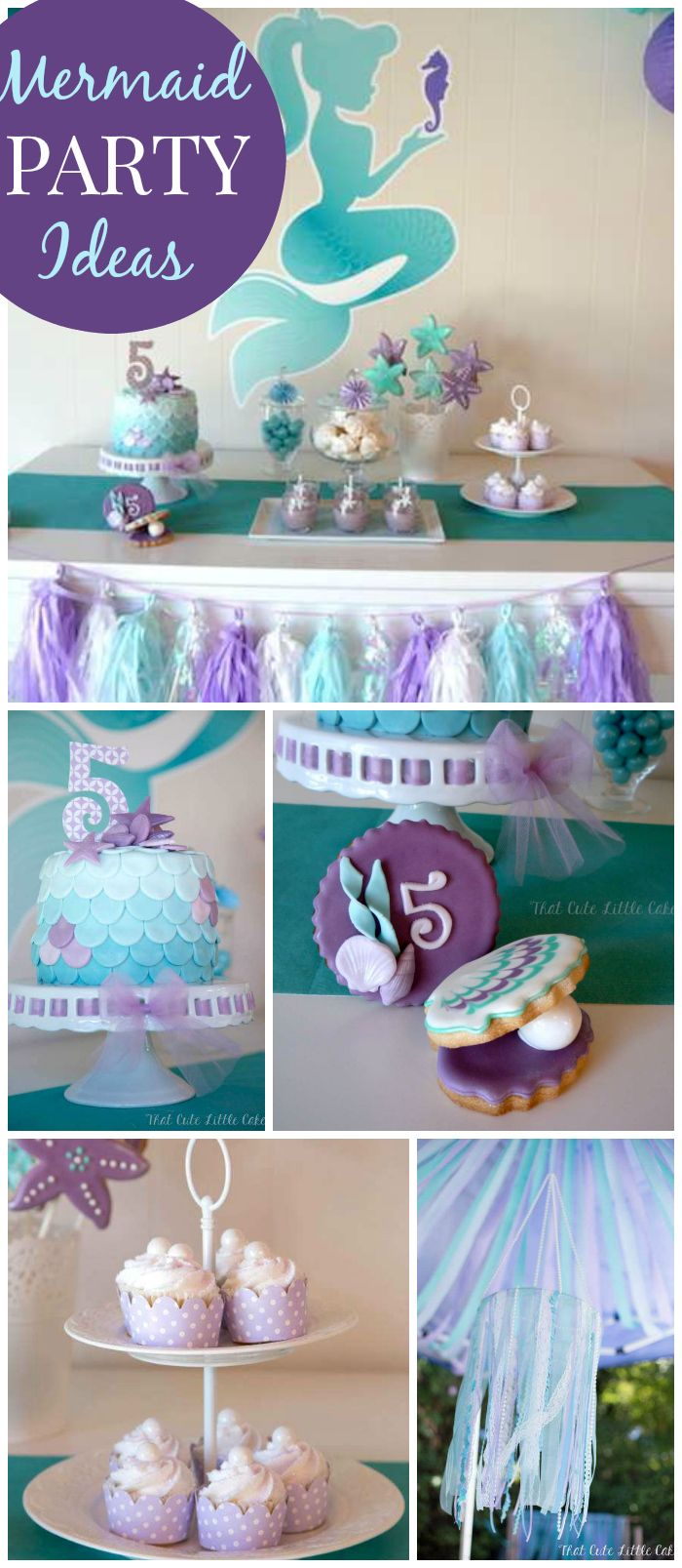 Frozen birthday party decorations ideas  Mermaids  Birthday