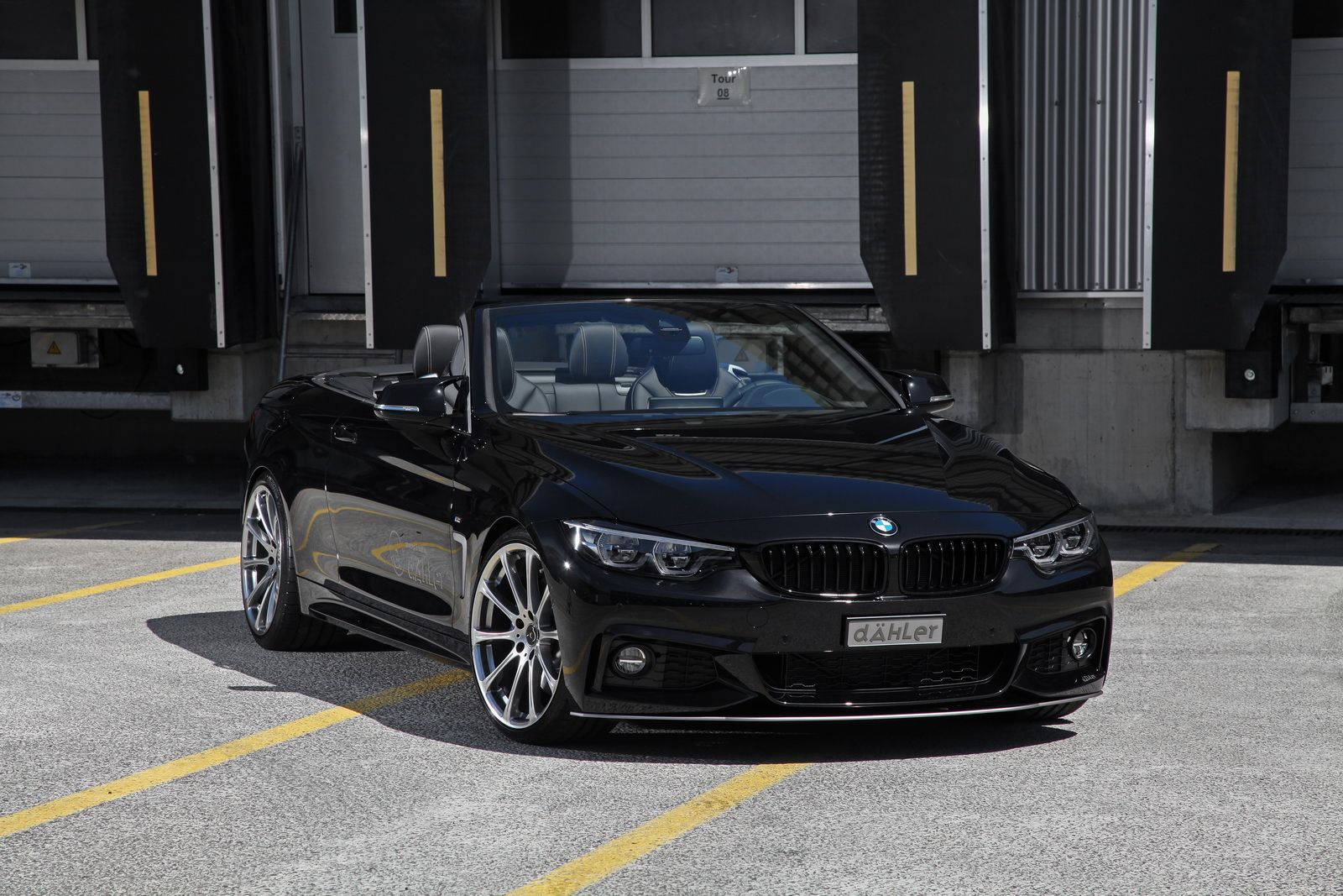 Make Your Bmw 440i More M Like With Dahler S Tuning Goods Carscoops Bmw Bmw 4 Series Convertible