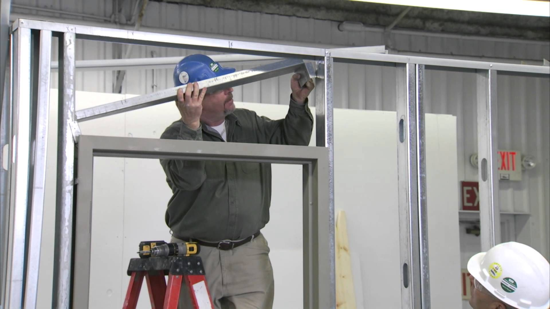 Steelcraft Frame Installation for Steel Stud Construction ...