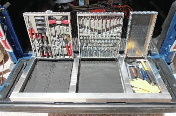 1000 ideas about truck bed tool boxes on pinterest tacoma world trucks and tool boxes for trucks - Truck bed storage ideas ...