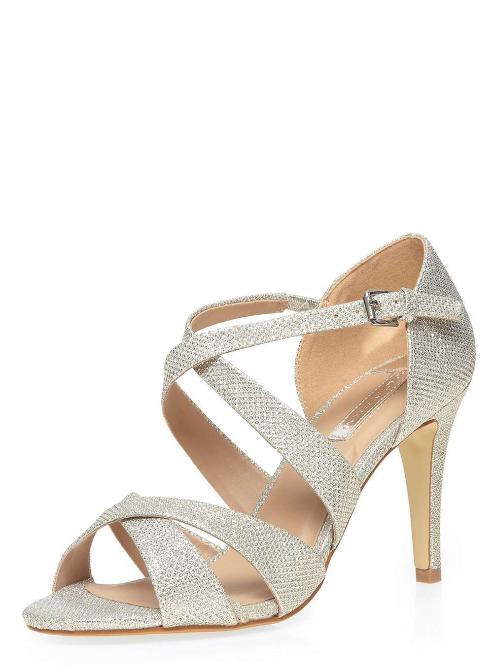 Dorothy Perkins BLING - Sandals - silver