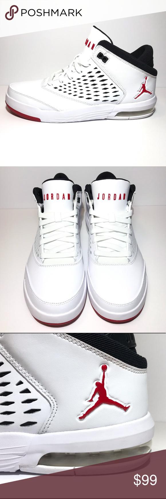NEW Nike Jordan Fight Origin 4 | Red
