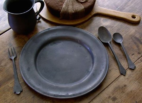 Early American Dinner Plate & Early American Dinner Plate | Ideas | Pinterest | American dinner ...