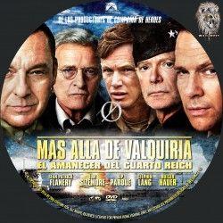 MAS ALLA DE VALKIRIA EL AMANECER DEL CUARTO REICH | cover dvd ...
