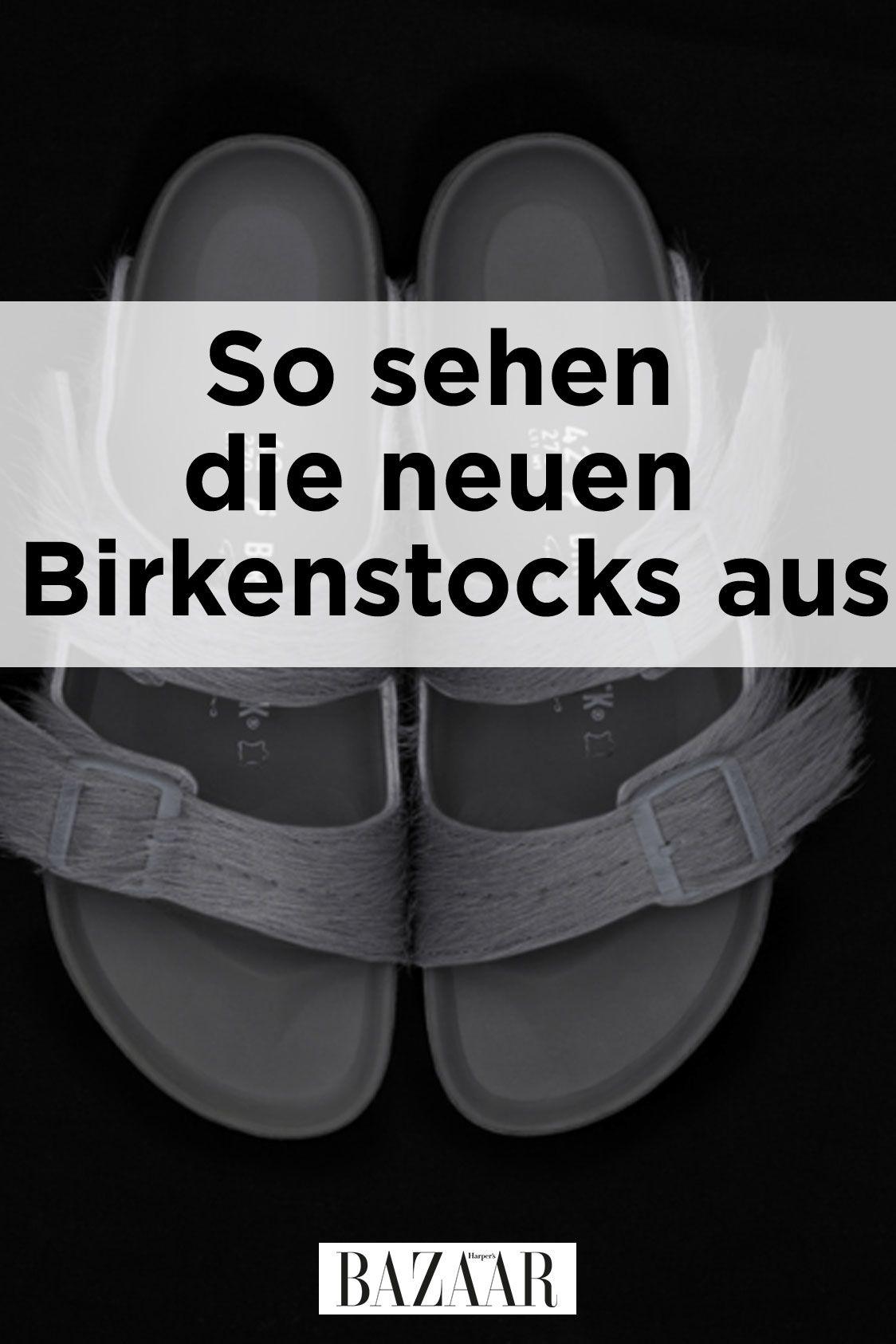 Rick Owens hat eine limitierte Sandalen-Kollektion für Birkenstock  entworfen. So sehen die Sommerschuhe 8c8d1d1f3ed
