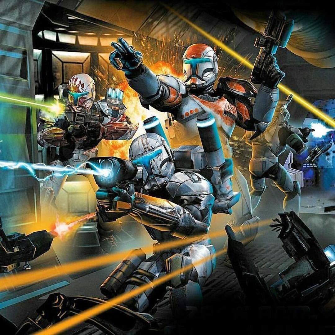 What Do You Think Of Delta Squad Delta Squad Were An Elite Clone
