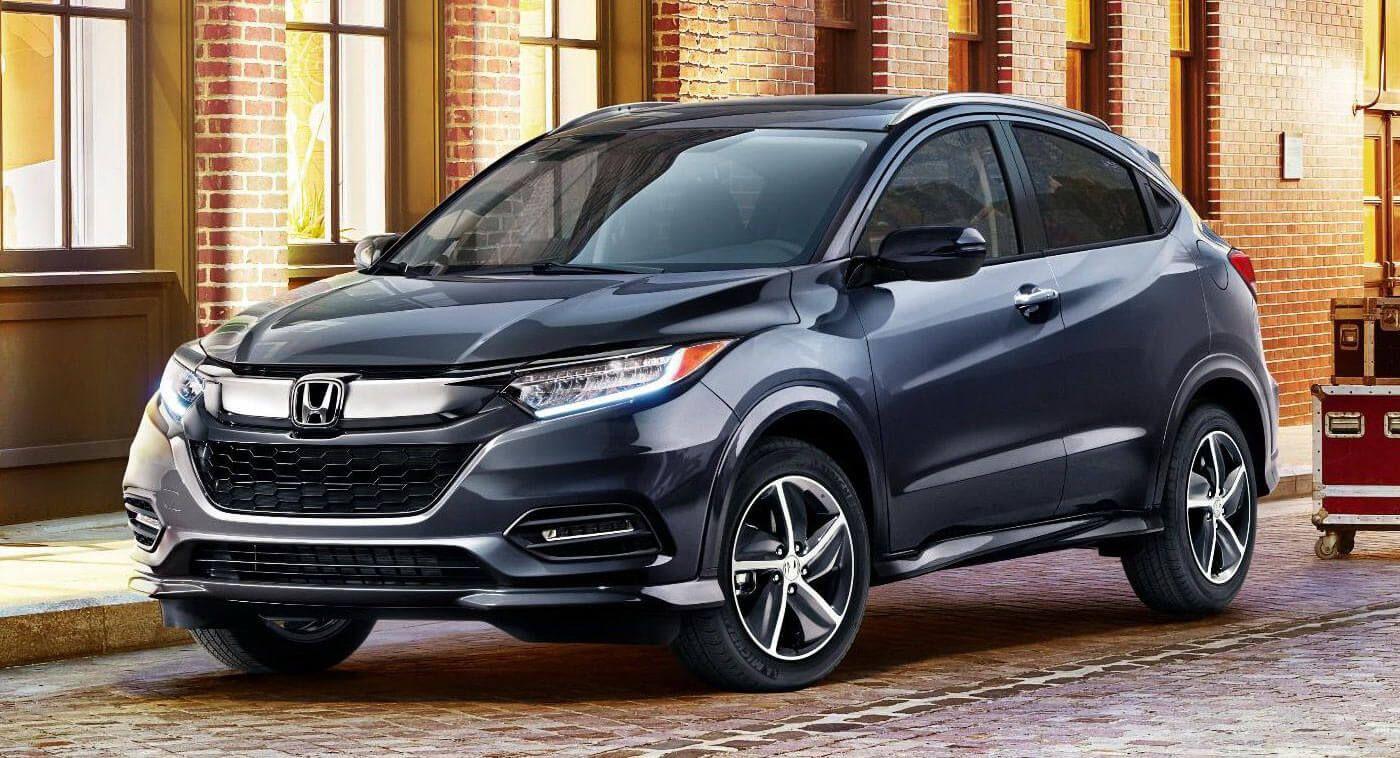 Továbbfejlesztett Honda Pilot és HRV ヴェゼル, 車