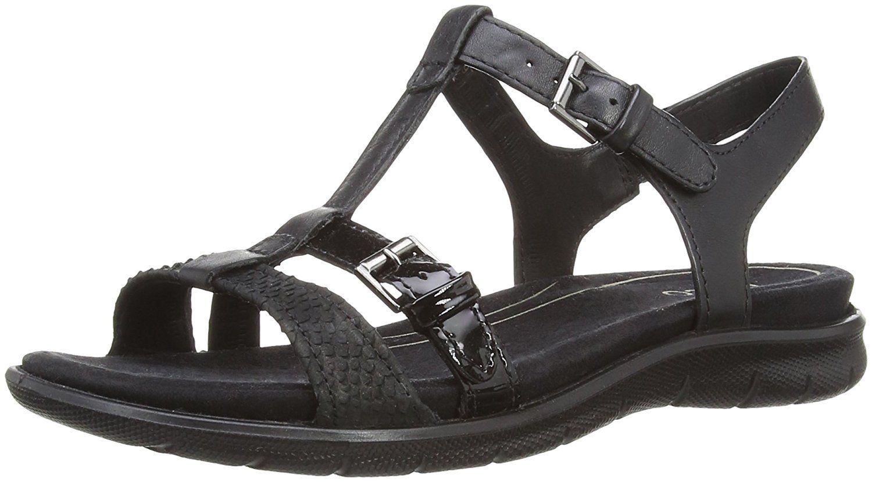 Ecco Women S Babett T Strap Dress Sandal You Can Find More Details Here Women S Flats Sandals Womens Sandals Flat Sandals Womens Sandals [ 829 x 1500 Pixel ]