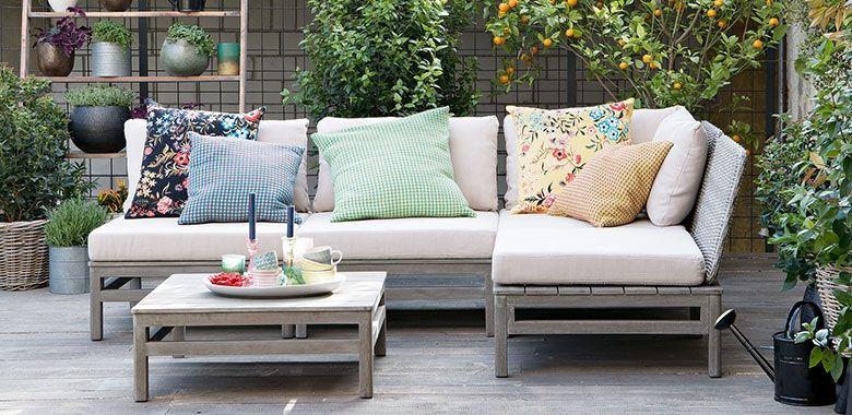 Salons De Jardin Vous Trouverez Tout Pour Loutdoor Lounge Chez