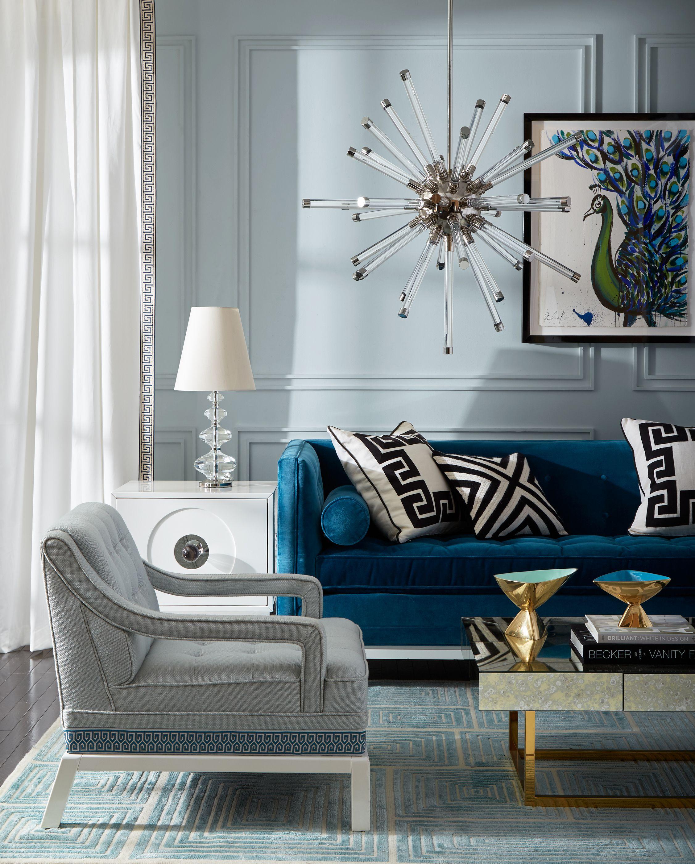 Lampert Sofa Contemporary Living Room Contemporary House Home