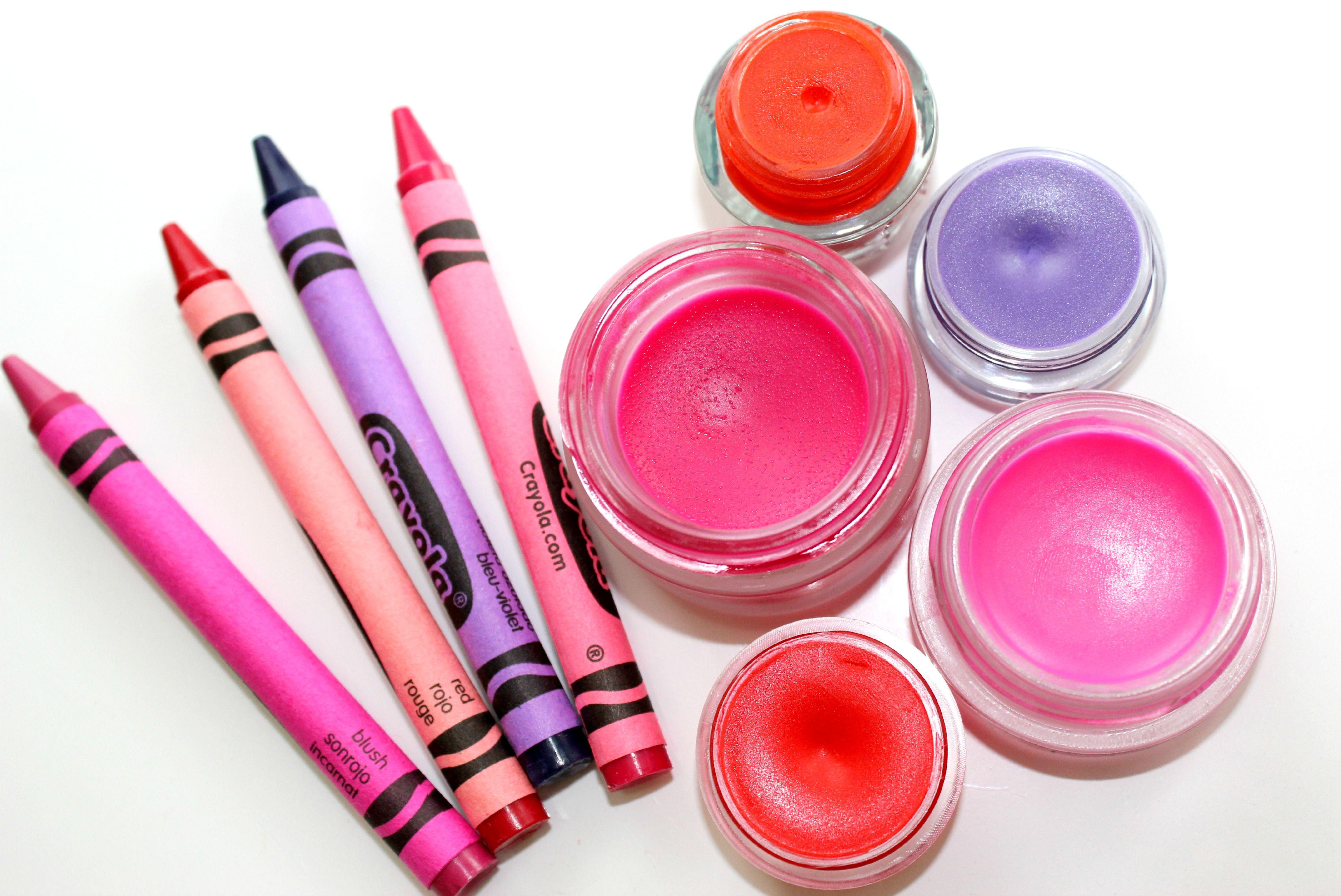 Diy crayon lipstick diy lip balm diy lip balm diy