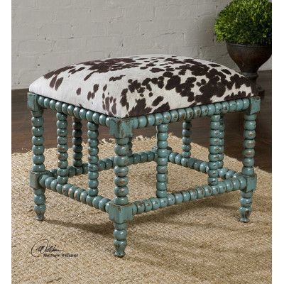 Uttermost Chahna Wood Bench