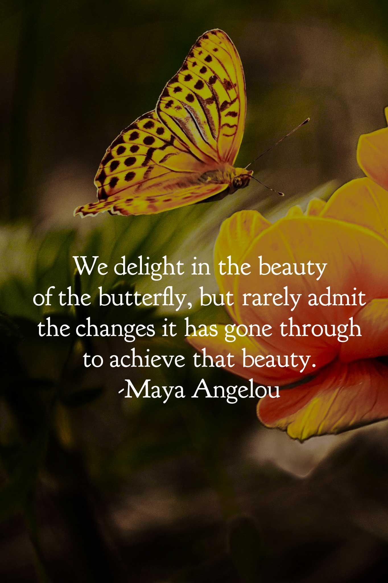 Inspirational and Philosophy Quote by Maya Angelou.   Maya ...