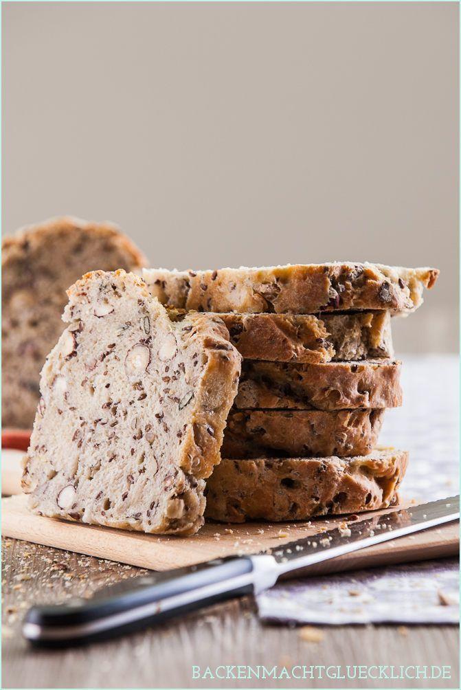 kerniges nussbrot rezept brot bread. Black Bedroom Furniture Sets. Home Design Ideas