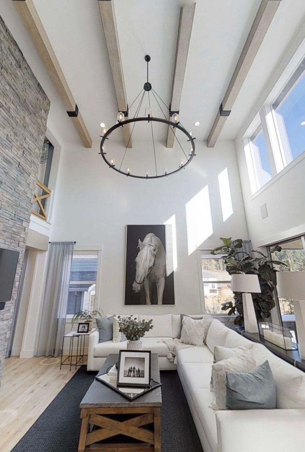 Modern Coastal Farmhouse Decor New Home Mood Board
