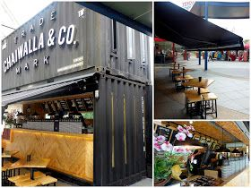Eat Drink Kl Chaiwalla Co Container Cafe The Curve Container Cafe Container Restaurant Container Shop