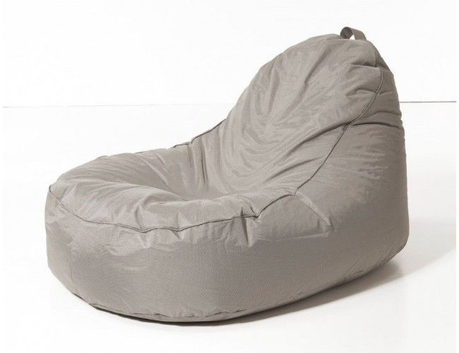 Zitzak Sit Joy.Sit En Joy Marbella Zitzak Grijs Bean Bag Chair Bean Bag Furniture