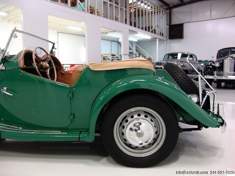 1954 MG TF ROADSTER for Sale in St. Louis, Missouri