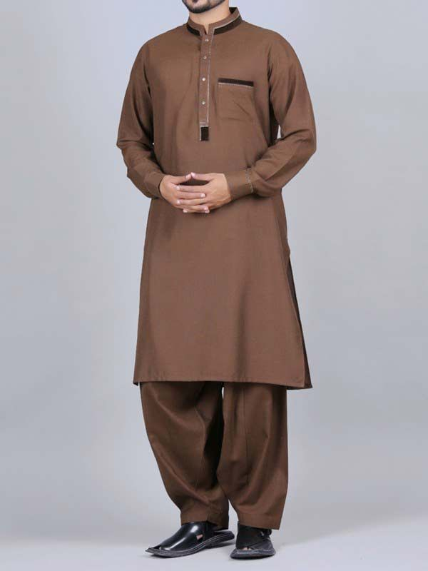 Pakistani Men Kurta Shalwar Kameez Designs 2019 | Kurta ...