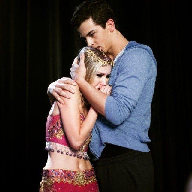 Dance Academy Tara Breaks Her Back