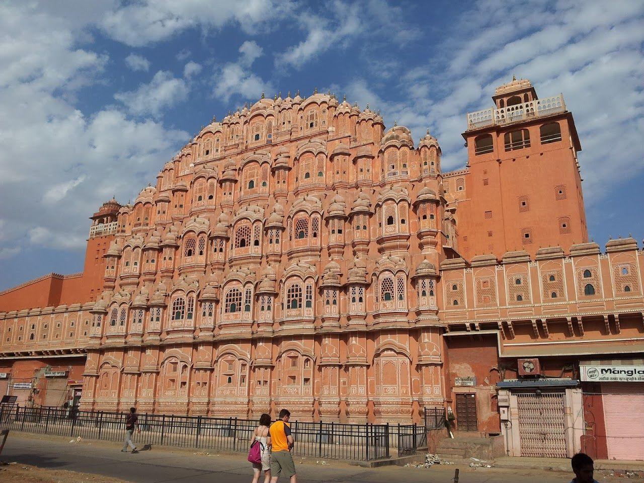 India 2012 Palacio en Jaipur