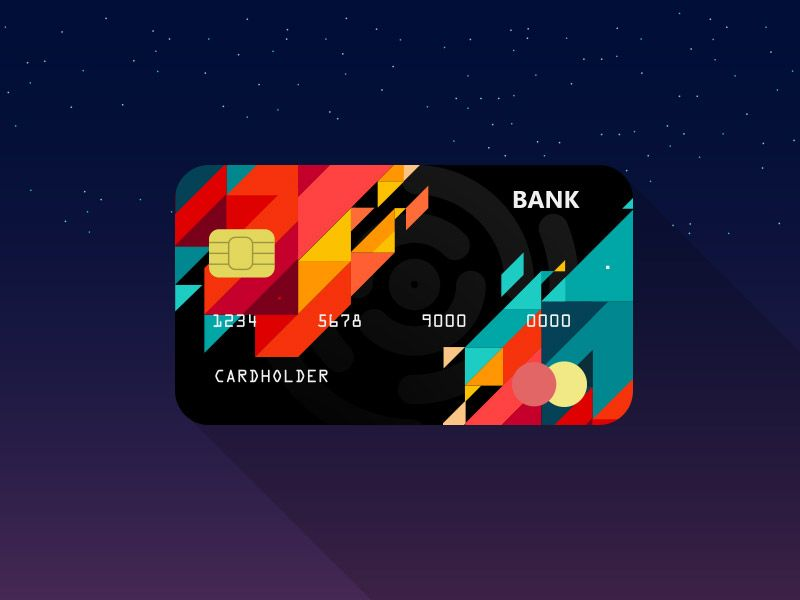 Credit Card Design With Images Credit Card Design Name Card