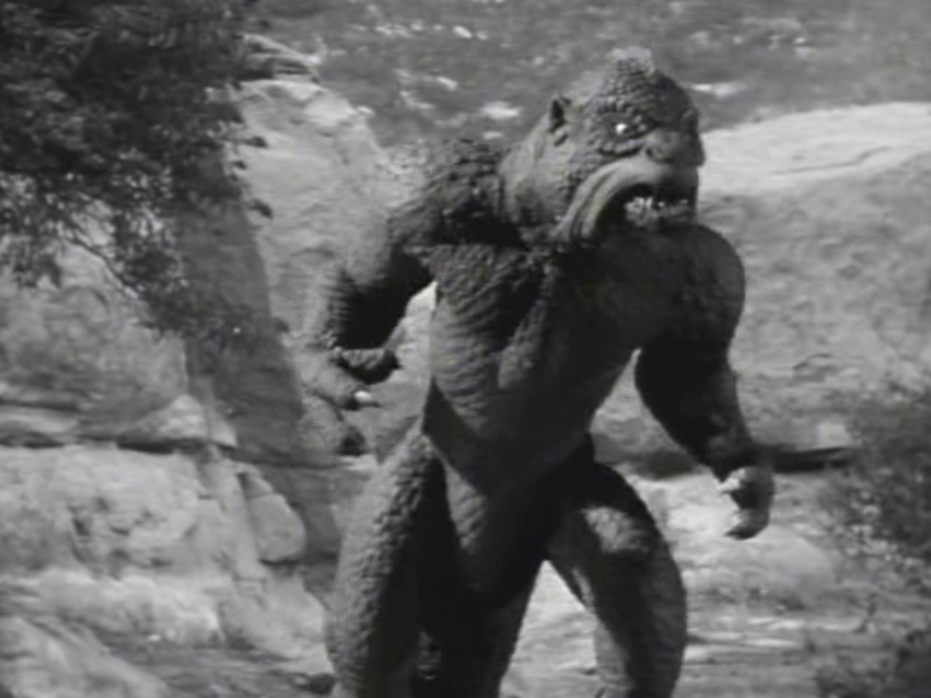 Ray Harryhausen Monsters | in the monster s first appearance at iverson it surfaces