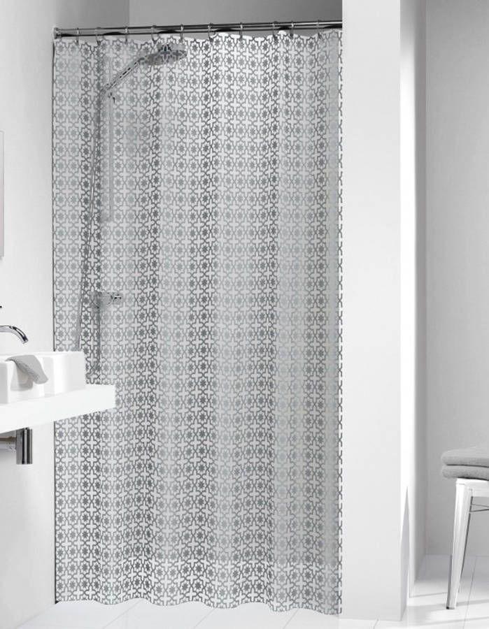 Rideau de douche d\'inspiration orientale | Déco salle de ...