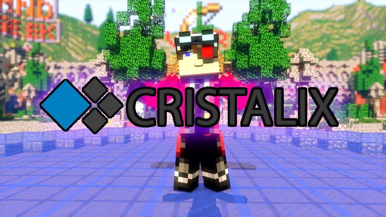 Скачать сервер кристаликс майнкрафт бесплатно