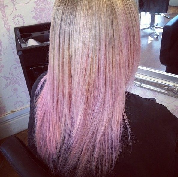 33 Best Hair Color Ideas For 2020 Pink Blonde Hair Balayage