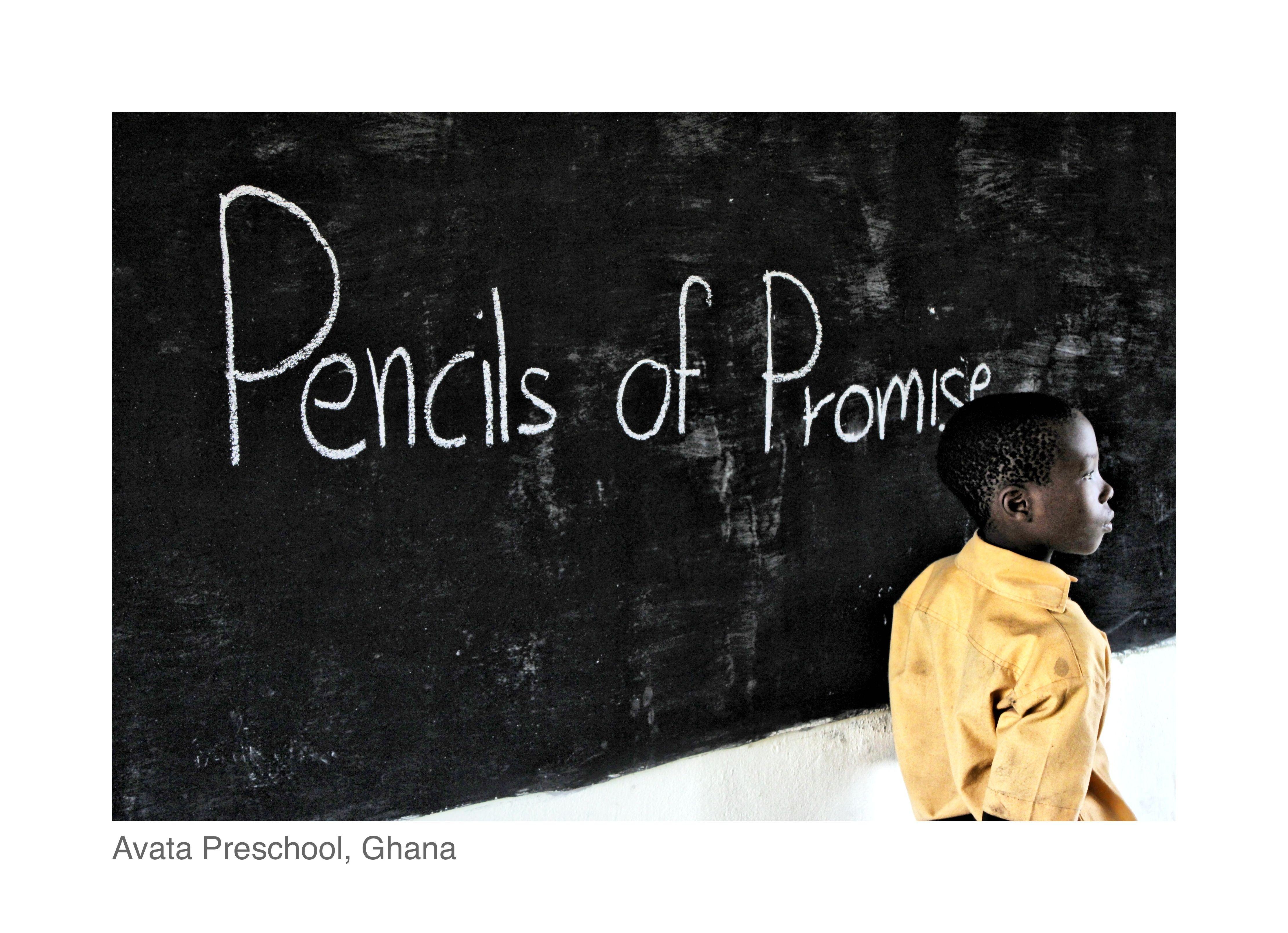 Pencils of Promise   Une association a grand coeur en laquelle je crois enormément