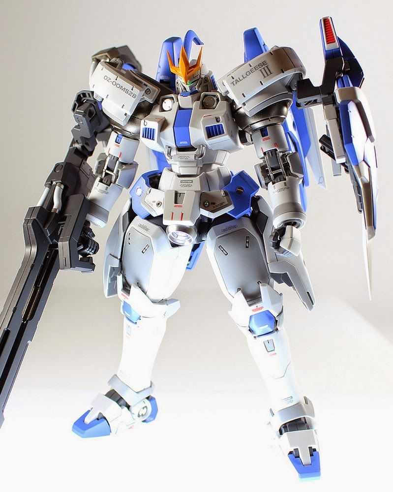 14 Gundam Tallgeese 3 Mg Image Download
