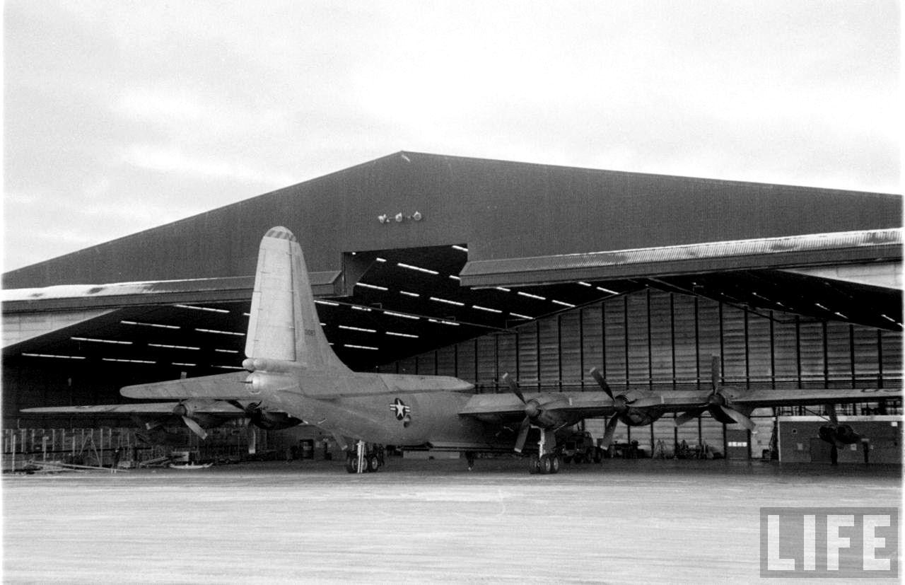 Thule Air Force Base 1950s Med Billeder