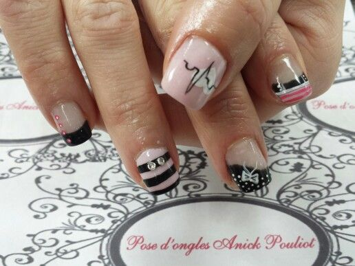 Nails by pose d ongles Anick Pouliot