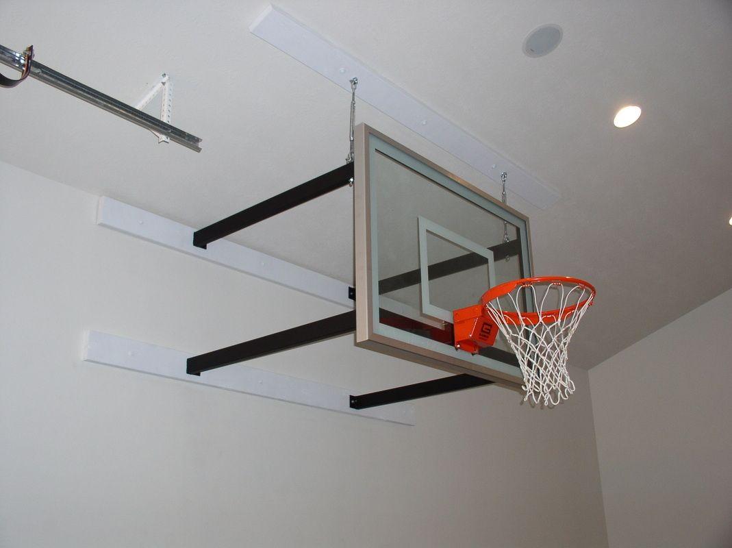 Wall Mount Basketball Hoop | http://bottomunion.com | Pinterest ...