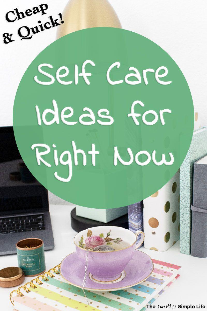 17 Cheap Self Care Ideas Self care, Care, Health and
