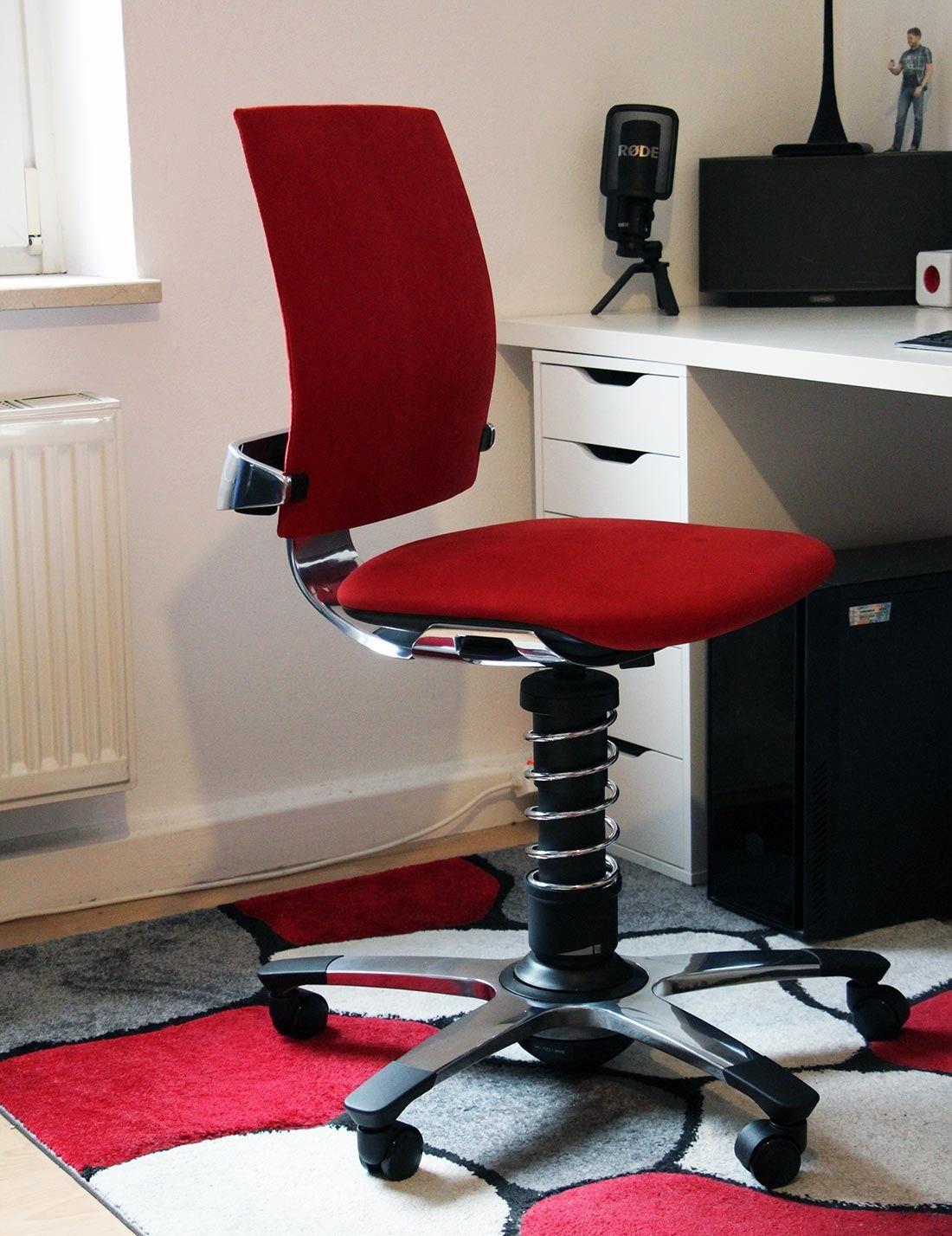 Mein Rucken Macht Jetzt Sport Beim Sitzen Aktiv Stuhl 3dee Von Aeris Im Test Sitzen Stuhle Rucken