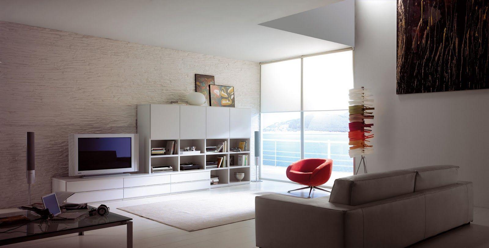 El color en la decoración: El blanco y los colores neutros : x4duros.com