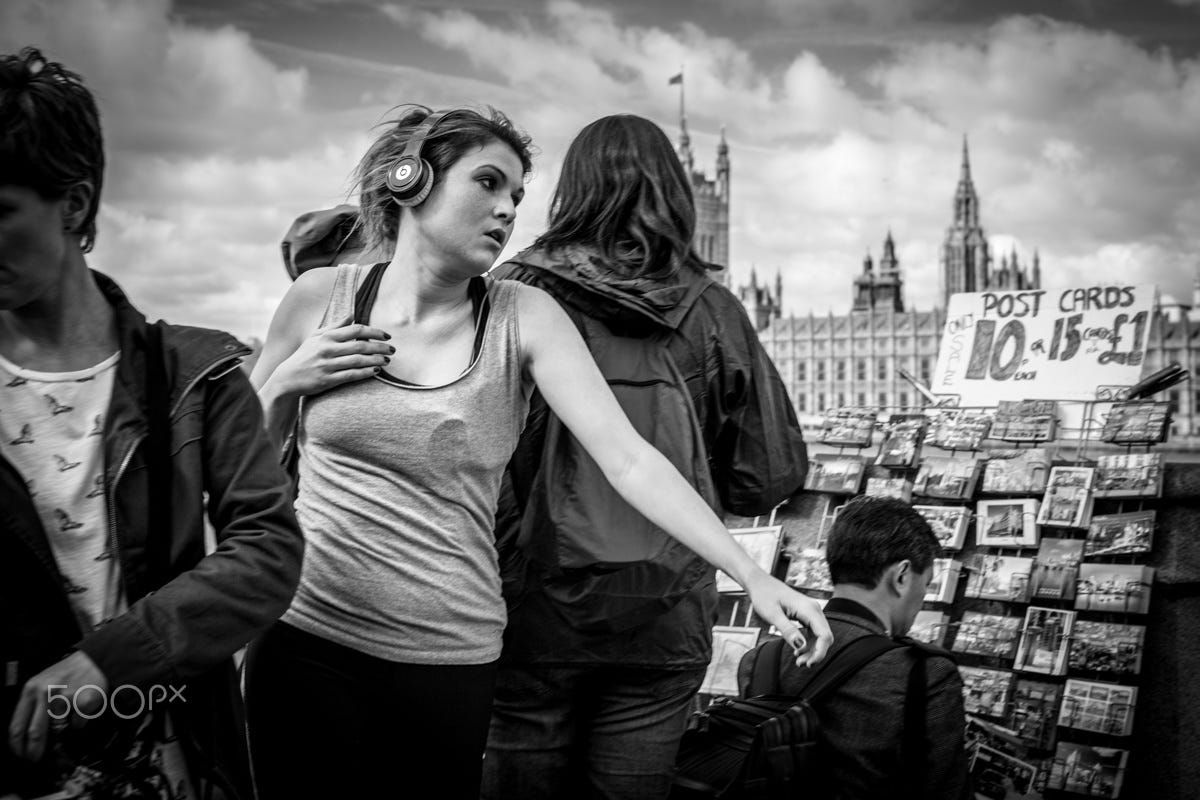 Street Photography : The rhythm of the music by wozny https://t.co/V0Omftoi4q | #streets #photography #photos #500  #photography