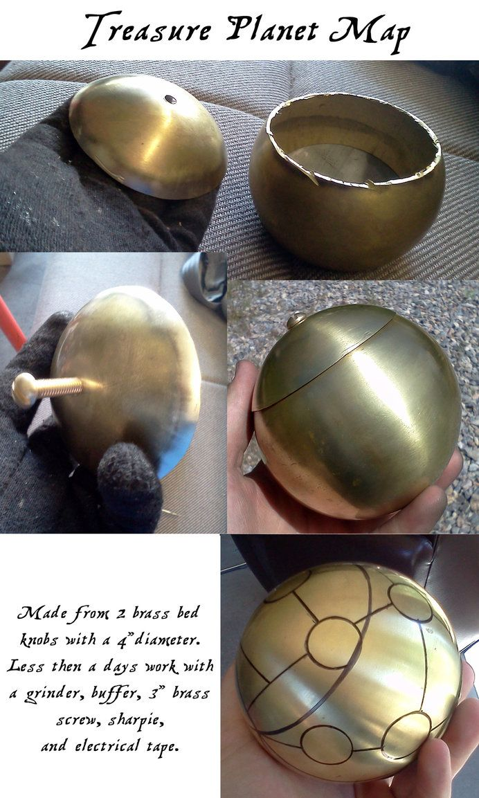 This was a prop I made for a cosplay shoot that never happened. Now it's just a shiny ball on my shelf. Thought I'd share with the world.